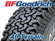 BF Goodrich All Terrain T/A