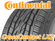 Continental ContiCrossContact LX2