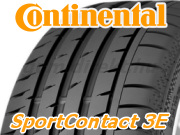 Continental SportContact 3E