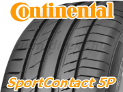 Continental SportContact 5P