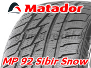 Matador MP92 Sibir Snow