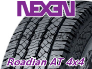 Nexen Roadian AT 4x4