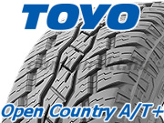 Toyo Open Country A/T plus