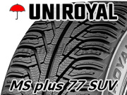 Uniroyal MS plus 77 SUV